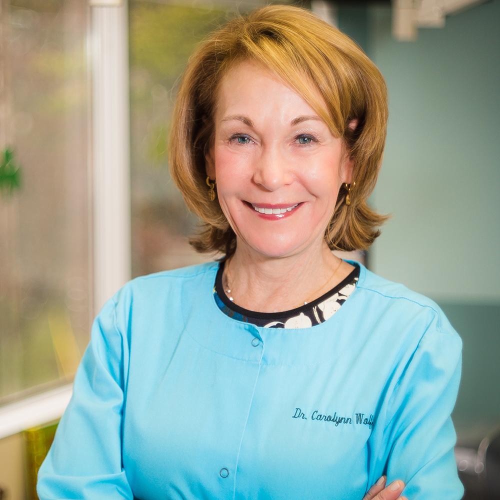 Pediatric Dentist Dr Carolynn Wolff Dmd Meet The Team